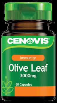 Cenovis Immunity Olive Leaf, capsules