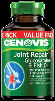 Cenovis Joint Health Glucosamine & Fish Oil Tablets