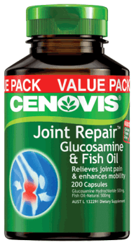 Cenovis Joint Repair Glucosamine and Fish Oil