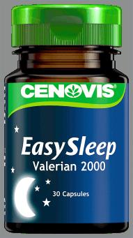 Cenovis EasySleep Valerian 2000, capsules
