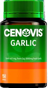 Cenovis Garlic 150 Capsules