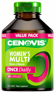 Cenovis Women's Multi Once Daily