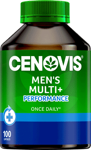 Cenovis Men's Multi + Performance Capsules