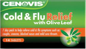Cenovis Cold & Flu Relief