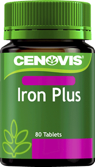 Cenovis Iron Plus <br />80 Tablets