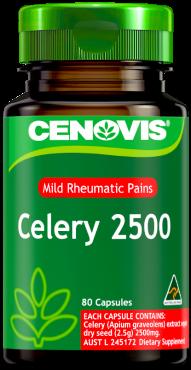 Cenovis Celery 2500, capsules
