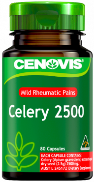 Cenovis Celery 2500 Tablets for Joints & Muscles