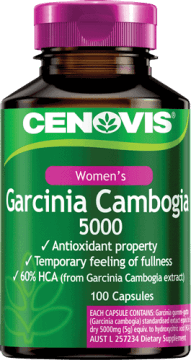 Cenovis Garcinia Cambogia 5000
