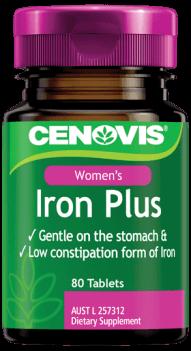 Cenovis Iron Plus