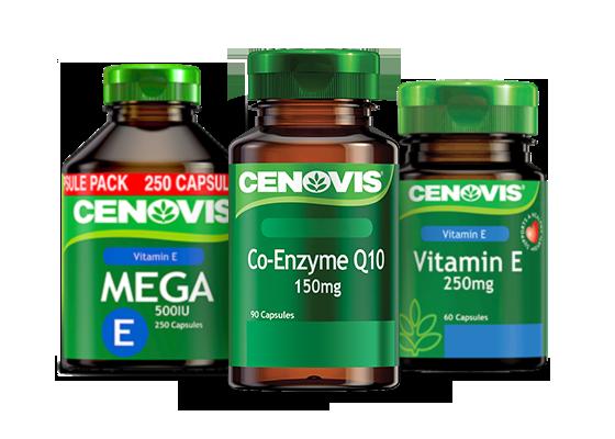 Cenovis Healthy heart group packshot