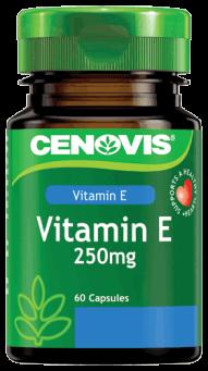 Cenovis Vitamin E 250mg