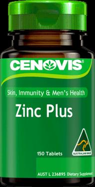 Cenovis Zinc Plus, tablets