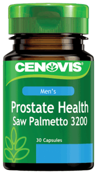Cenovis Prostate Health Saw Palmetto 3200