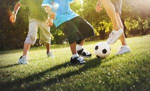 Why Your Children Should Play Sport