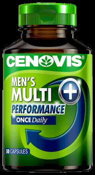 Cenovis Men's Multi Performance Once Daily, capsules
