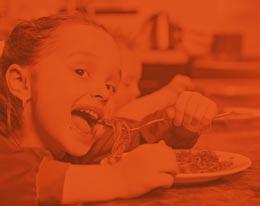 Healthy hidden vegetable pasta sauce for kids