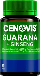 Cenovis Guarana & Ginseng