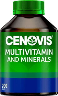 Cenovis Multivitamin & Minerals Tablets