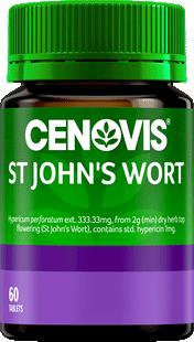 Cenovis St John's Wort <br />60 Tablets