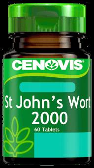 Cenovis St John's Wort 2000 <br />60 Tablets
