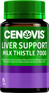 Cenovis Liver Support Milk Thistle 7000 <br />75 Tablets