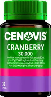 Cenovis Cranberry 30,000