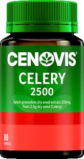 Cenovis Celery 2500 <br />80 Capsules