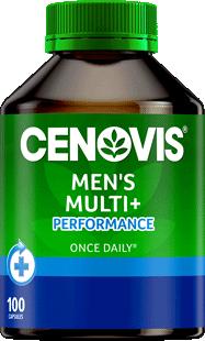 Cenovis Men's Multi + Performance Capsules