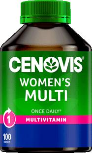 Cenovis Women's Multi Capsules