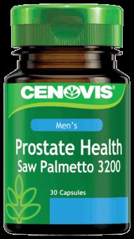 Cenovis Prostate Health Saw Palmetto 3200