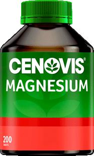 Cenovis Magnesium<br /> 200 Tablets