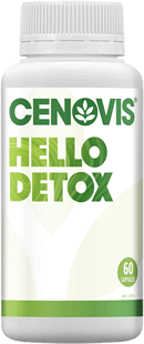 Cenovis Hello Detox <br /> Capsules