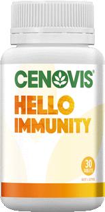 Cenovis Hello Immunity <br /> Tablets