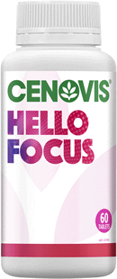 Cenovis Hello Focus <br /> Tablets