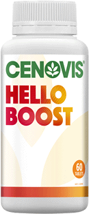 Cenovis Hello Boost <br /> Tablets