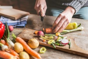 Importance of a balanced diet and good nutrition